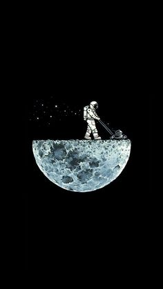 Illustrations Discover Astronaut Moon Lawnmower (Saving battery for Amoled display) Space Artwork Wallpaper Space Aesthetic Iphone Wallpaper Galaxy Wallpaper Black Wallpaper Aesthetic Wallpapers Wallpaper Backgrounds Astronaut Wallpaper Amoled Wallpapers 1440x2560 Wallpaper, Wallpaper Fofos, Galaxy Wallpaper, Aesthetic Iphone Wallpaper, Aesthetic Wallpapers, Wallpaper Backgrounds, Space Artwork, Space Drawings, Astronaut Wallpaper