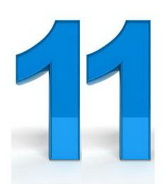 Number 11 and its meaning in the Bible