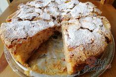 Jablečný skvost ze 4 surovin, který rozvoní dům za půl hodinu | NejRecept.cz Naan, Banana Bread, Cheesecake, Pie, Food, Pinkie Pie, Pastel, Cheesecakes, Fruit Flan