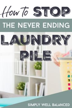 Tired of feeling like you spend all your free time doing laundry? Learn my top 10 tips to finally get the laundry pile under control. Doing Laundry, Laundry Hacks, Home Organization Hacks, Organizing Your Home, Organizing Ideas, Clutter Free Home, Home Management, Keep Up, Homemaking
