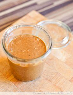 Grundrezept: Erdnussbutter | lecker macht laune