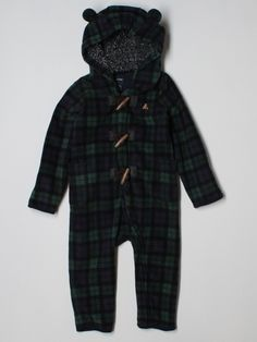 thredUP - Boys Size 18 24 Mo Baby Gap Long Sleeve One Piece Outfit