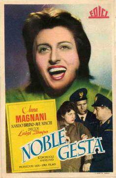 Noble Gesta (1947) Español
