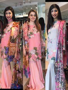 Asifa&Nabeel Pakistani Formal Dresses, Pakistani Outfits, Indian Dresses, Indian Outfits, Indian Salwar Kameez, Sharara, Anarkali, Traditional Fashion, Traditional Dresses