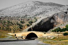 Cendere Köprüsü, Nemrut Dağı Milli Parkı / Cendere Bridge, Mt. Nemrut National Park