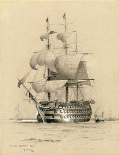 1805 Her Majesty's Ship Victory is the only surviving naval warship that represents the skill of naval dockyard shipwrights, ship designers ...