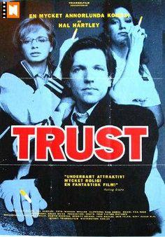 Trust - Norwegian Poster!