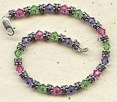 IDEA: Twinkling Silver Bracelet