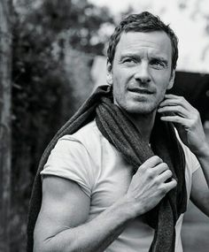Michael Fassbender Photograph by Bruce Weber for the New York Times Magazine