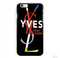 Yves Saint Laurent iPhone Cases cheap and best quality. *100% money back guarantee