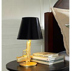 For Matt! Mr. Eastwood Lamp | Shop Ten 25