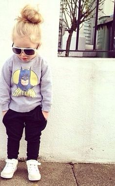 My daughter will dress like that  she is just perfect