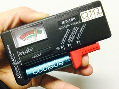エネループの残量がわかる電圧チェッカーが便利! : himag