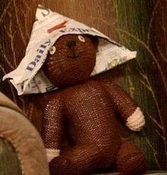 Mr Bean's teddy