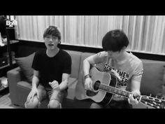 에릭남 (Eric Nam) - 눈, 코, 입 (Eyes, Nose, Lips) ENG ver. (Acoustic cover) - YouTube