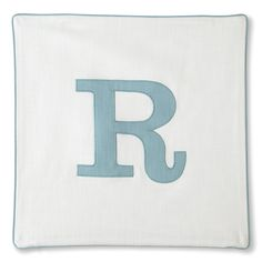 Threshold� Monogram Pillow Covers