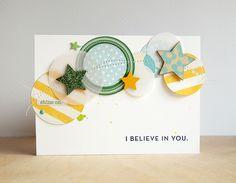 I Believe in You by Jocelyn Olson, via Flickr