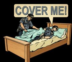 'Cover me' I will never hear that line again and wont think of this