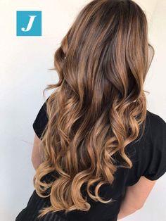Golden Brown _ Degradé Joelle #cdj #degradejoelle #tagliopuntearia #degradé #igers #musthave #hair #hairstyle #haircolour #longhair #ootd #hairfashion #madeinitaly #wellastudionyc