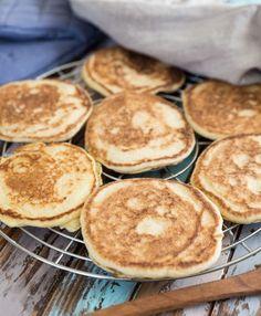 enkelt glutenfritt bröd i stekpanna New Recipes, Crockpot Recipes, Healthy Recipes, Healthy Food, Lchf, Savoury Baking, Gluten Free Baking, Cake Cookies, Sugar Free