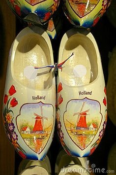 Dutch♥ Wooden Shoes