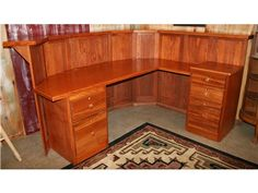 Receptionist Desk