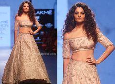 Of Bollywood beauties and bridal lehengas at Lakme Fashion Week W/F 2016