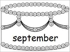 * De maanden! 9-12