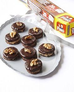 Išelské tortičky - Pochúťka bez ktorej sa nezaobídu žiadne Vianoce Cereal, Muffin, Breakfast, Food, Morning Coffee, Essen, Muffins, Meals, Cupcakes