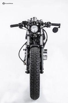 Yamaha XS400 Cafe Racer - 979 Moto #motorcycles #caferacer #motos | caferacerpasion.com