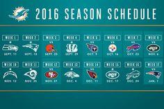 Dolphins Open 2016 Regular Season At Seattle