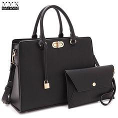 27c17d3a81 MMK collection Fashion Women Purses and Handbags Ladies Designer Satchel  Handbag Tote Bag Shoulder Bags with coin purse
