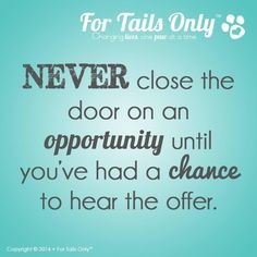 Let's talk! I will tell you why I love this company so much! www.fortailsonly.com/fluffnfur