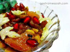 How to make Navratna Chutney : A Navratri Sprecial - Gastro Messiah