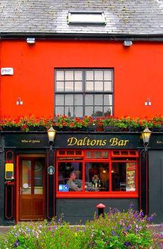 Daltons Bar - Kinsale, County Cork, Ireland