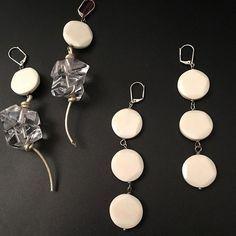 Spring Earrings  #contemporaryjewelry #jewelry #earrings #trunkshow #zense #palmdesert