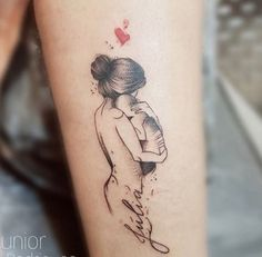 Maternidad tattoo