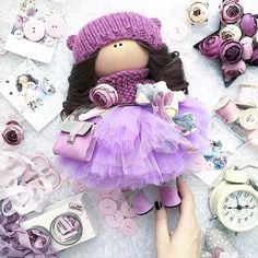 WEBSTA @ milahandmade.ru - Куколка отправляется в Барнаул
