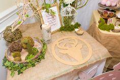 Bambi Woodland Birthday Party Ideas | Photo 1 of 23