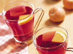 Slow Cooker Spiced Cranberry-Apple Cider #Thanksgiving