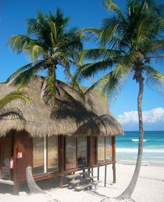 Casa Violeta, Tulum  i would give anything to go here