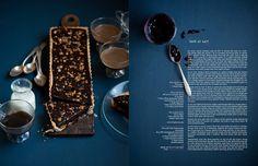 Desserts for Breakfast: The Café au Lait Tart, for breakfast for dessert