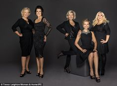 Strictly Stars in Woman & Woman, Dec 2013 issue. Strictly Come Dancing, Actresses, Female, Stars, Dancers, Celebrities, Lady, Woman, Vintage