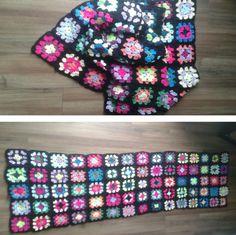 Blanket // Manta Granny Squares □□□□□