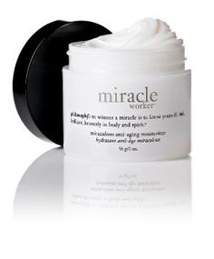 Philosophy Miracle Worker Anti-Aging Moisturizer, 2 Oz £61.74
