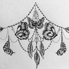 Olivia-Fayne Tattoo Design - MONEY TALK