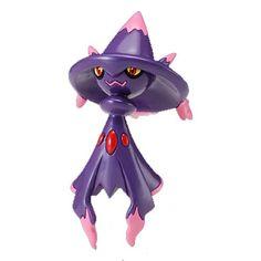 Diamond & Pearl Pokemon - Mismagius