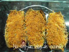 No soy un blog de cocina:  BERENJENAS RELLENAS DE SU PROPIA PULPA