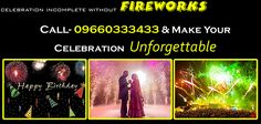 Experienced Fireworks Display Companies In India - NM Fireworks