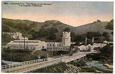 History of North Hollywood Universal City via @ San Fernando Valley Relics